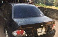 Bán Mitsubishi Lancer sản xuất 2005, màu đen, xe gia đình giá 185 triệu tại Phú Thọ