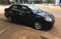 Bán ô tô Daewoo Gentra SX 1.5 MT đời 2008, màu đen xe gia đình, giá tốt giá 137 triệu tại Gia Lai