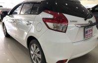 Bán Toyota Yaris 1.5G sản xuất năm 2017, màu trắng, nhập khẩu giá 580 triệu tại Hà Nội
