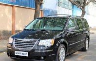 Cần bán Chrysler Grand Voyager Limited 3.8 V6 2010, màu đen, xe nhập  giá 900 triệu tại Tp.HCM