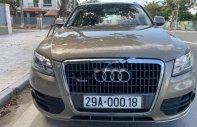 Cần bán Audi Q5 model 2011 sản xuất năm 2010, màu vàng, xe nhập, giá chỉ 800 triệu giá 800 triệu tại Hà Nội