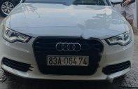 Cần bán lại xe Audi A6 2.0T năm 2013, màu trắng, nhập khẩu  giá 1 tỷ 50 tr tại Sóc Trăng
