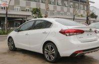 Bán Kia Cerato 1.6 AT năm sản xuất 2017, màu trắng chính chủ giá 575 triệu tại Hải Phòng