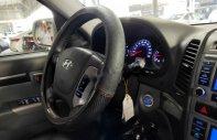 Bán xe Hyundai Santa Fe đời 2011, màu bạc, nhập khẩu nguyên chiếc chính hãng giá 676 triệu tại Tp.HCM