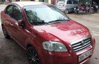 Bán ô tô Daewoo Gentra 2009, màu đỏ số sàn, xe còn mới lắm giá 135 triệu tại Hà Nội