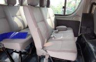 Cần bán Toyota Hiace 2011, màu bạc, 380tr xe máy chạy êm giá 380 triệu tại Tp.HCM