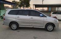 Cần bán gấp Toyota Innova 2.0E sản xuất năm 2013, màu bạc giá 448 triệu tại Lạng Sơn