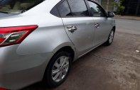 Bán Toyota Vios 1.5E sản xuất 2016, màu bạc giá 398 triệu tại Tp.HCM