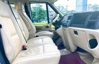 Bán Ford Transit SLX năm 2015, màu bạc, giá chỉ 515 triệu giá 515 triệu tại Tp.HCM