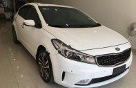 Bán ô tô Kia Cerato 1.6 AT năm sản xuất 2017, màu trắng giá 568 triệu tại Hải Phòng