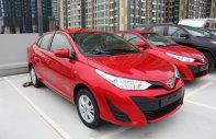 Bán nhanh chiếc Toyota Vios E đời 2019, màu đỏ - Giá cạnh tranh - Giao nhanh tận nhà giá 470 triệu tại Tp.HCM