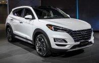 Bán xe Hyundai Tucson đời 2019, màu trắng giá 769 triệu tại Tp.HCM