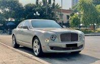 Bán Bentley Mulsanne sản xuất năm 2010, màu vàng, xe nhập chính hãng giá 9 tỷ 555 tr tại Hà Nội