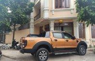 Bán Ford Ranger Wildtrak 2.0L 4x4 AT năm 2018, màu vàng, nhập khẩu giá 823 triệu tại Hà Nội