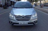 Cần bán lại xe Toyota Innova đời 2015, màu bạc số sàn giá cạnh tranh xe còn mới lắm giá 520 triệu tại Hà Nội