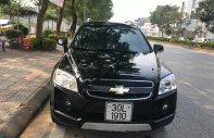 Cần bán xe Chevrolet Captiva LTZ 2.4 AT đời 2008, màu đen giá 268 triệu tại Hà Nội