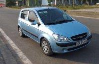 Bán Hyundai Getz sản xuất 2009, màu xanh lam, xe nhập  giá 158 triệu tại Vĩnh Phúc