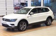 Gói ưu đãi lớn nhất năm 2019 - Volkswagen Tiguan Allspace đời 2019, màu trắng giá 1 tỷ 749 tr tại Tp.HCM