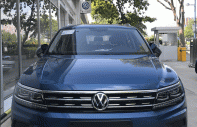 Bán nhanh chiếc Volkswagen Tiguan đời 2019, màu xanh lam - Giá cả cạnh tranh - Rinh ngay quà tặng giá 1 tỷ 749 tr tại Tp.HCM