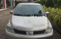 Bán Nissan Tiida AT đời 2009, màu bạc, nhập khẩu giá 283 triệu tại Tp.HCM