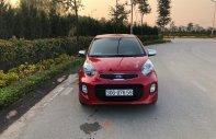 Cần bán lại xe Kia Morning MT đời 2016, màu đỏ số sàn giá 268 triệu tại Hà Nội