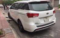 Cần bán lại xe Kia Sedona DATH năm 2018, màu trắng, chính chủ giá 1 tỷ 80 tr tại Hải Phòng