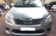 Cần bán Toyota Innova 2.0E đời 2013, màu bạc chính chủ, giá chỉ 425 triệu giá 425 triệu tại Hà Nội