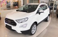 (Xả nốt xe cuối)  Ford EcoSport 1.5MT 2019, màu trắng, giá rẻ giá 524 triệu tại Tp.HCM