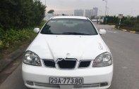 Cần bán xe Daewoo Lacetti đời 2005, màu trắng, số sàn giá 128 triệu tại Hà Nội
