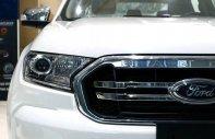 Giá giảm kịch sàn - Rinh ngay xế cưng - Vi vu chơi Tết, Ford Ranger XLT đời 2019, màu trắng giá 750 triệu tại Tp.HCM