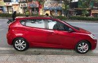 Cần bán lại xe Hyundai Accent 1.4 AT năm sản xuất 2015, màu đỏ, nhập khẩu nguyên chiếc, 456 triệu giá 456 triệu tại Hà Nội