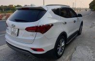 Cần bán Hyundai Santa Fe sản xuất 2017, màu trắng, giá 955tr xe còn mới lắm giá 955 triệu tại Hà Nam