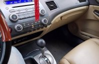 Cần bán lại xe Honda Civic 1.8 AT sản xuất năm 2010, màu bạc giá cạnh tranh giá 435 triệu tại Đà Nẵng
