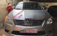 Bán Toyota Innova đời 2012, màu bạc như mới, 440tr giá 440 triệu tại Hà Nội