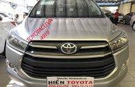 Bán Toyota Innova sản xuất năm 2017, màu xám như mới, giá chỉ 650 triệu giá 650 triệu tại Hà Nội