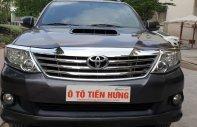 Bán xe Toyota Fortuner G 2.5 MT sản xuất 2014, màu xám số sàn giá 719 triệu tại Hà Nội