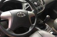 Bán Toyota Innova năm sản xuất 2013, màu bạc xe còn mới lắm giá 440 triệu tại Hà Nội