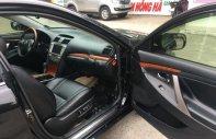 Bán xe Toyota Camry 3.5Q 2008, màu đen chính chủ giá 486 triệu tại Tp.HCM