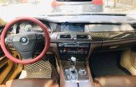 Bán BMW 7 Series sản xuất năm 2013, màu đen, nhập khẩu nguyên chiếc chính hãng giá 1 tỷ 450 tr tại Tp.HCM