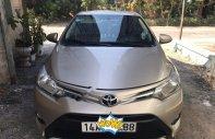 Bán Toyota Vios đời 2017, màu vàng, giá tốt giá 425 triệu tại Quảng Ninh