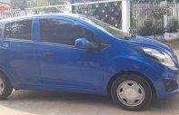 Cần bán gấp Chevrolet Spark sản xuất năm 2012, màu xanh lam xe gia đình, giá chỉ 190 triệu giá 190 triệu tại Tp.HCM