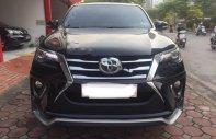 Bán xe Toyota Fortuner đời 2017, màu đen, nhập khẩu nguyên chiếc chính hãng giá 1 tỷ 18 tr tại Hà Nội