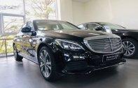 Bán ô tô Mercedes C250 Exclusive năm 2018, màu đen mới 100% giá 1 tỷ 590 tr tại Hà Nội