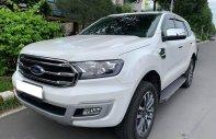 Liên hệ để nhận mức giá tốt, Ford Everest Titanium Biturbo đời 2019, màu trắng, nhập khẩu giá 1 tỷ 314 tr tại Hà Nội