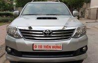 Cần bán gấp Toyota Fortuner G 2.5 MT năm 2014, màu bạc số sàn giá 735 triệu tại Hà Nội
