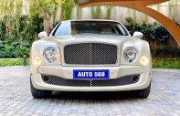Cần bán xe Bentley Mulsanne năm sản xuất 2010, xe nhập, giá bán giá 9 tỷ 300 tr tại Hà Nội