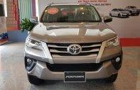 Tặng bảo hiểm vật chất giá trị - Giảm tiền mặt trực tiếp khi mua Toyota Fortuner G sản xuất năm 2019, màu xám giá 1 tỷ 33 tr tại Tp.HCM