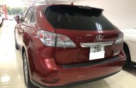 Bán ô tô Lexus RX đời 2011, màu đỏ, nhập khẩu chính hãng giá 1 tỷ 630 tr tại Hà Nội