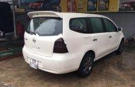 Xe Nissan Livina 1.8MT đời 2011, màu trắng số sàn, giá tốt giá 255 triệu tại Tp.HCM