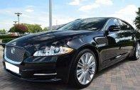 Bán ô tô Jaguar XJL XJ series  3.0 Portfolio sản xuất năm 2015, màu đen  giá 2 tỷ 650 tr tại Tp.HCM